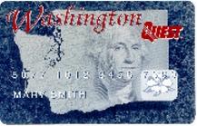 WA State EBT card
