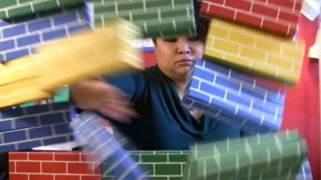 Mortgage counselor Marita DeLeon knocks down the wall between lenders and homeowners.