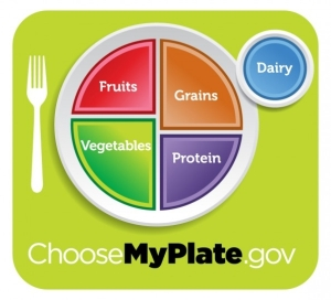 Choose My Plate is the new Food Pyramid