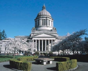 The Washington State Capitol, where YOU have the power!