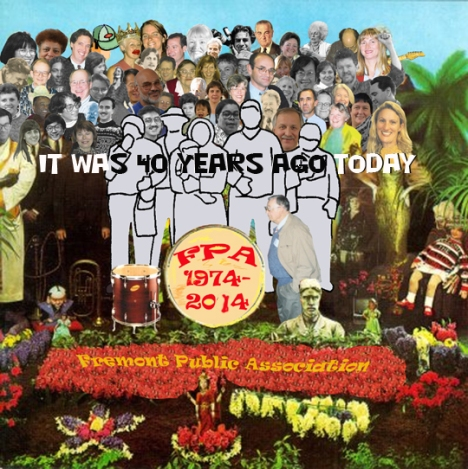 Sgt. Pepper cover with FPA faces