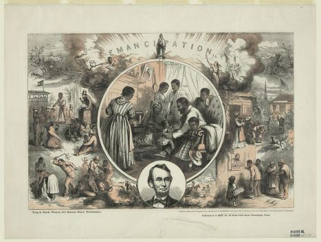 Emancipation, Published by S. Bott